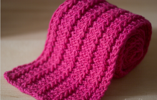 Types Of Knitting Stitches For Scarves : Types of Yarn Used for Knitting a Scarf Product Details from Zhenlihua Indu...