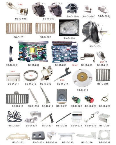 Different Circular Knitting Machine Parts Product Details From