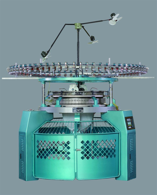 High Speed Single Jersey Circular Knitting Machine Product Details
