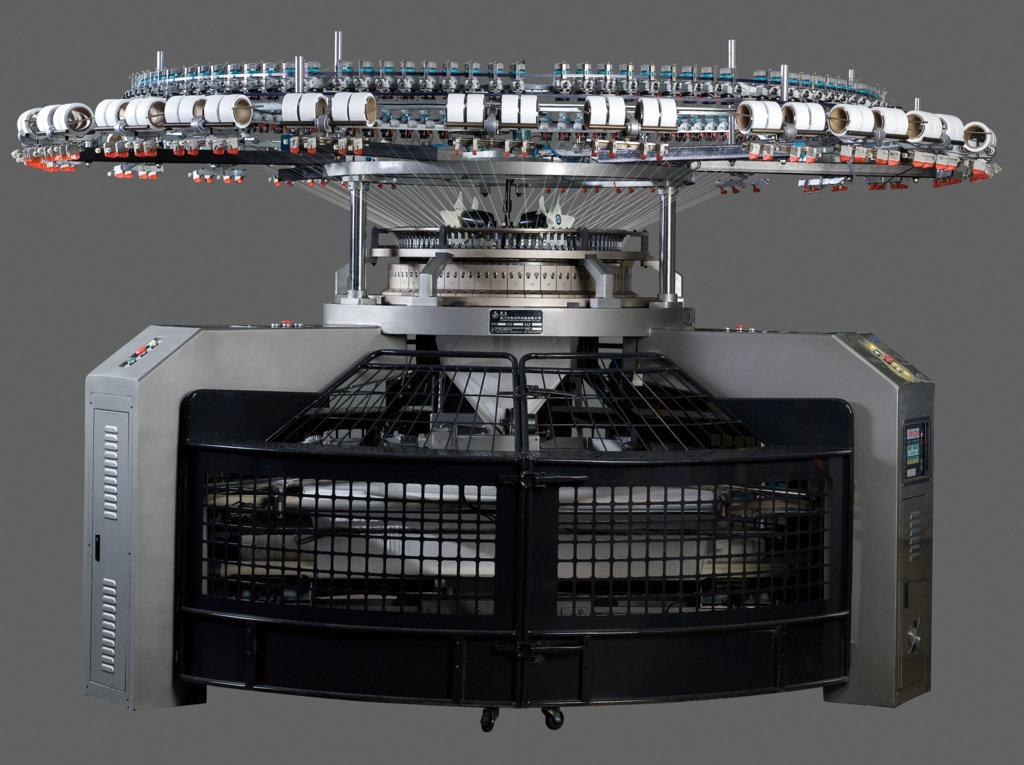 High Speed Single Jersey Open Width Circular Knitting Machine Product Detai...